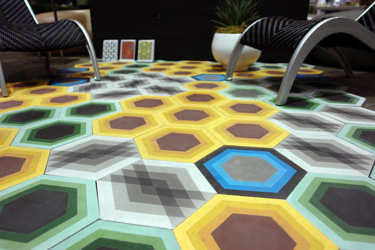 Tile-Floors-Kismet-Tile-Dwell-design milk-ceramica a mano alzada