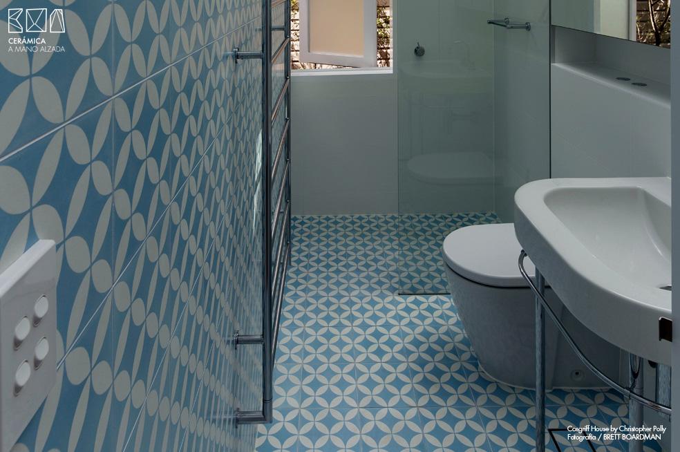 Genial azulejo ba o fotos como pintar los azulejos del - Que azulejos poner en el bano ...