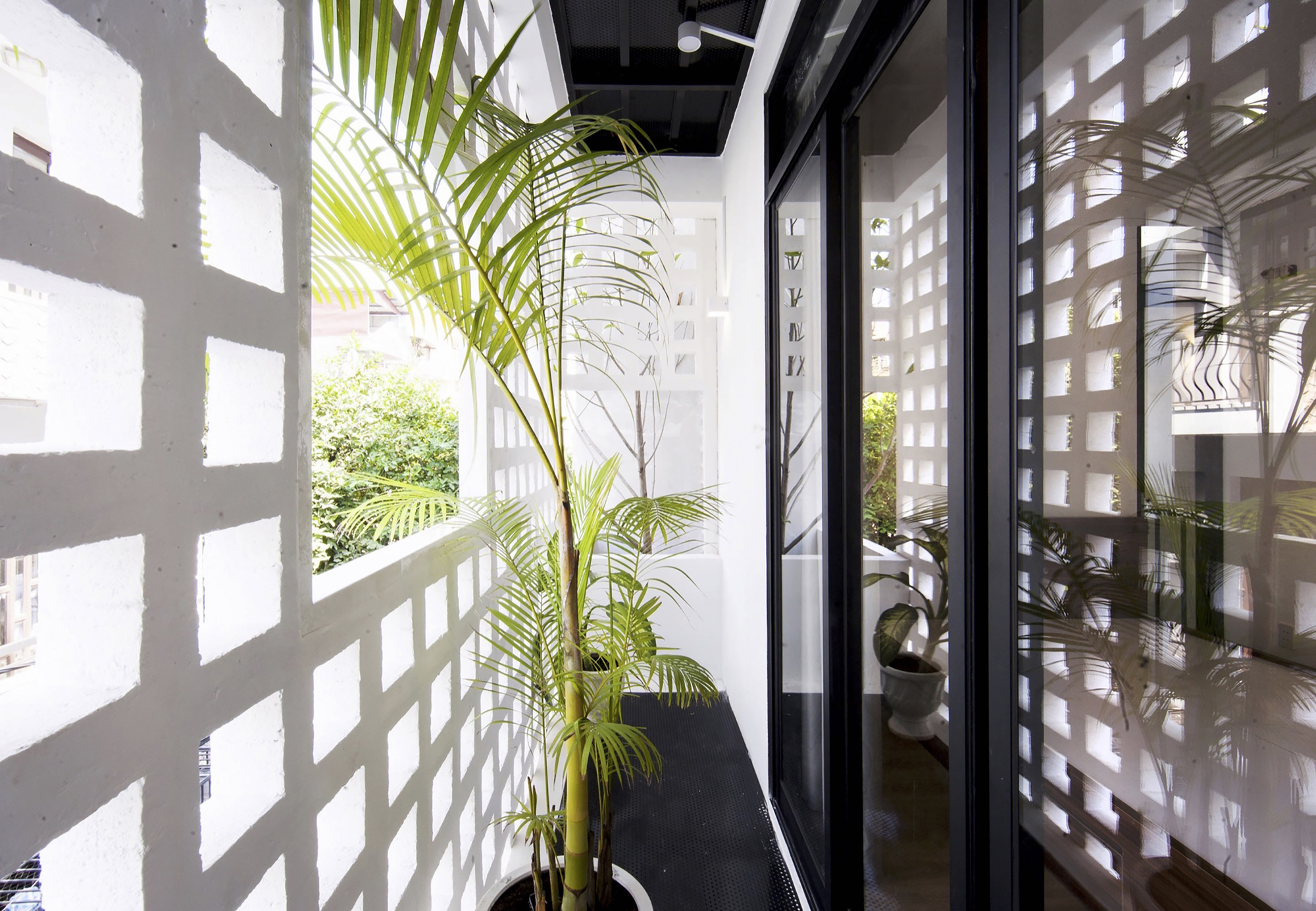 Celos as como inspiraci n cer mica casa q10 ceramica a for Celosias para interiores